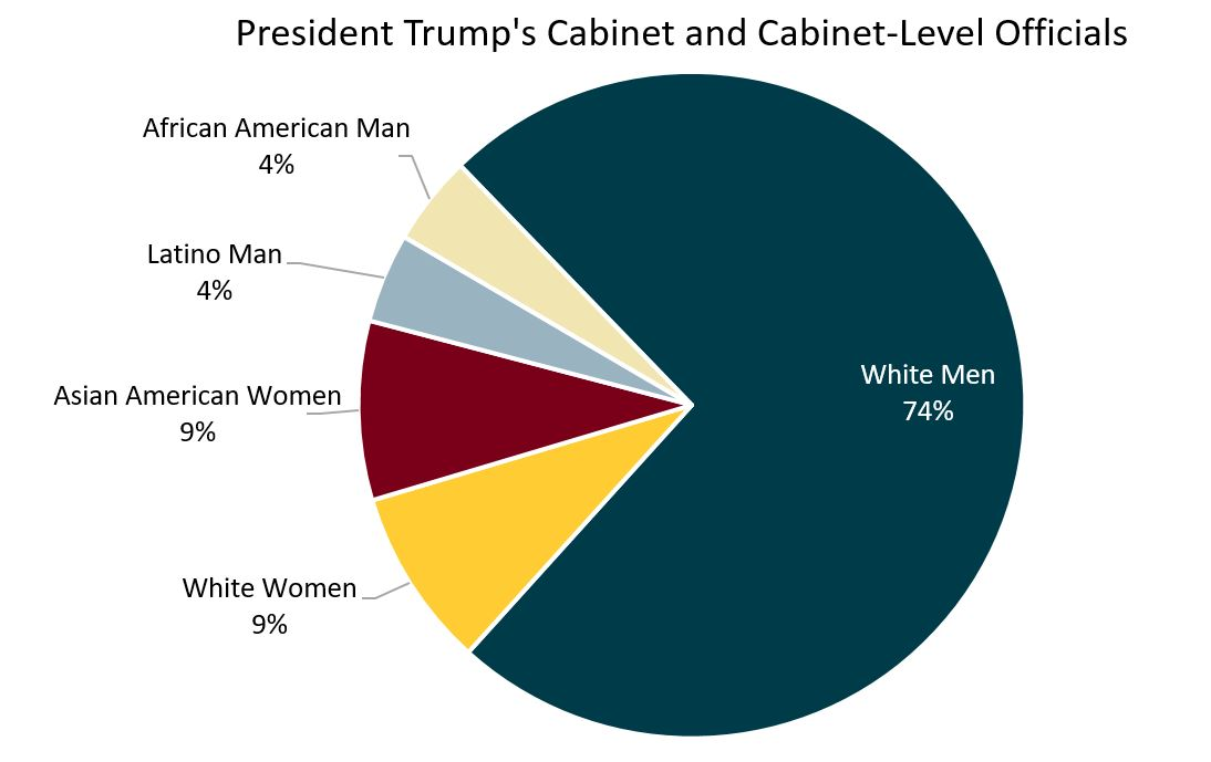 Declining Diversity in the Federal Government Under President ...